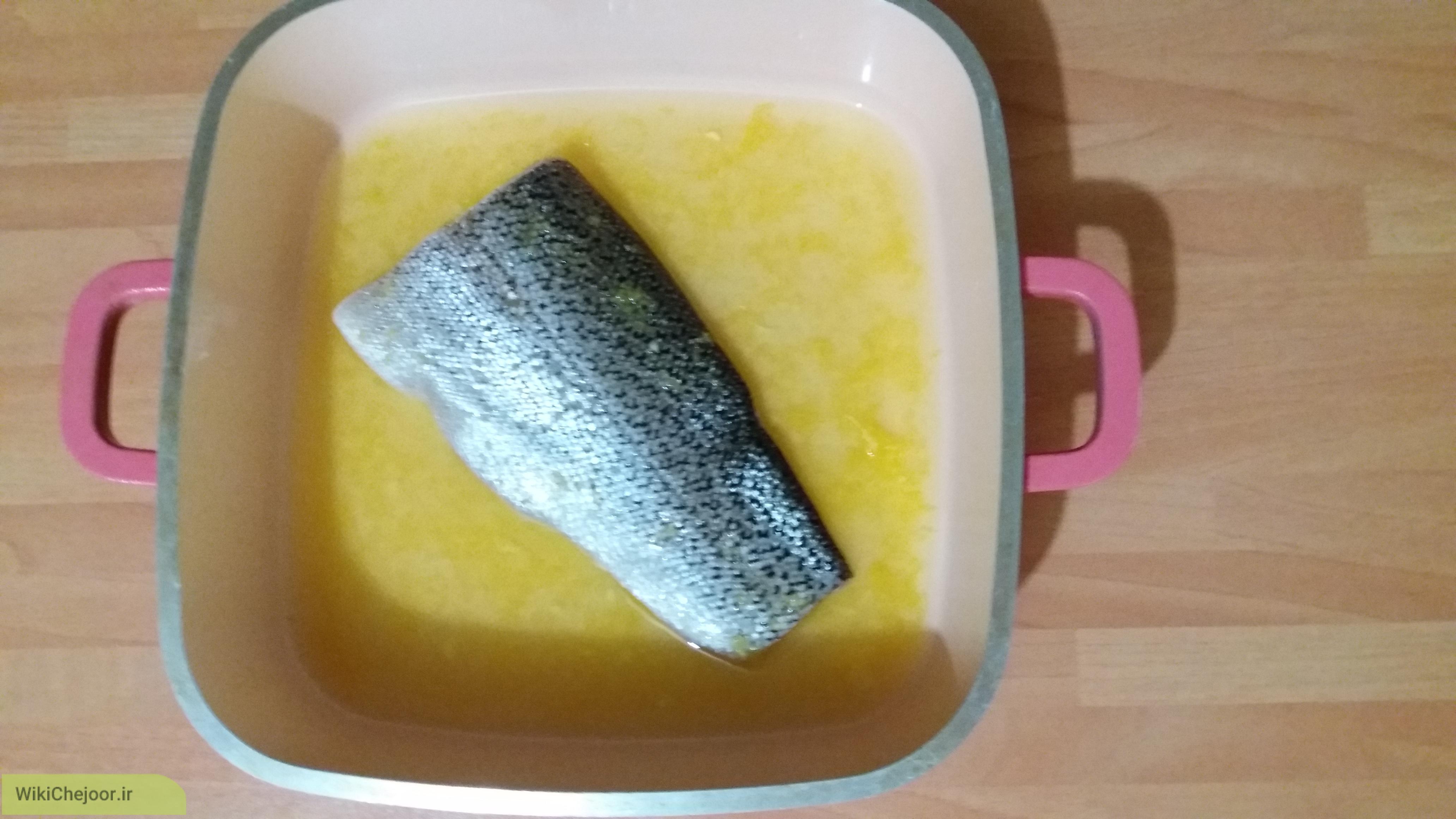 ماهی خوشمزه