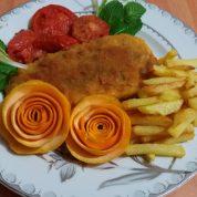 چگونه ماهی خوشمزه با طعم پرتقالی درست کنیم؟