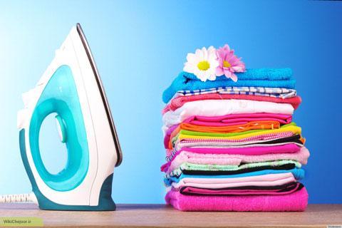 روش های برای اتو کردن صحیح لباس