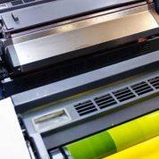 چگونه چاپ افست روی فلز زده میشود؟