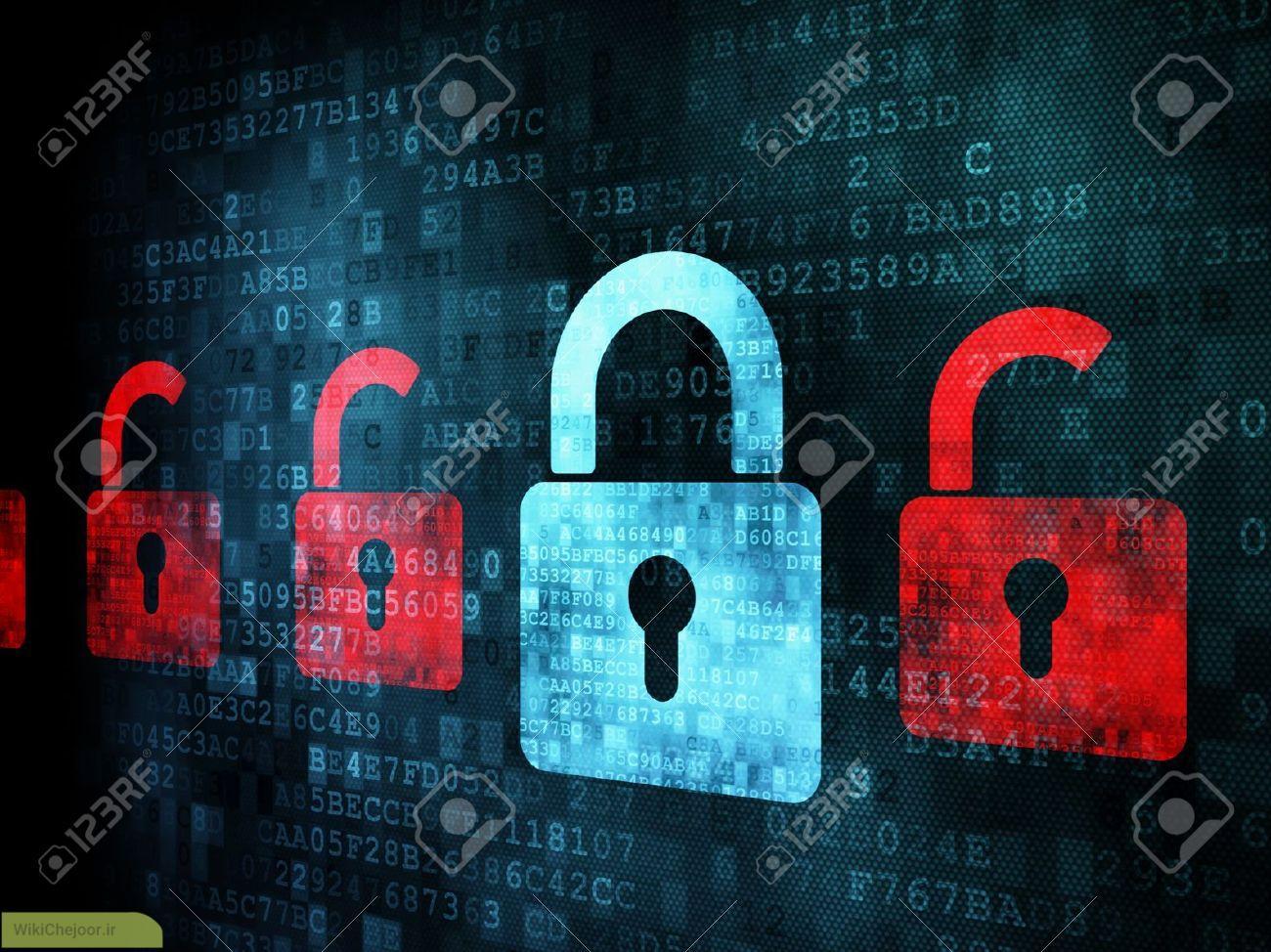 محافظت از کلید های خصوصی