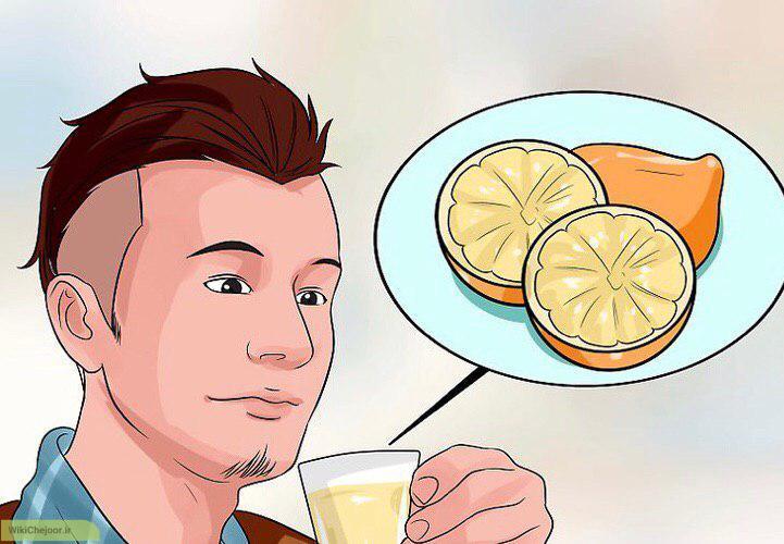 نوشیدن مایعات صحیح