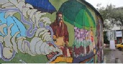 آیا میدانید چند نوع نقاشی دیواری وجود دارد؟