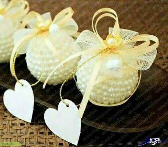 نمونه های زیبایی از شمع مرواریدی