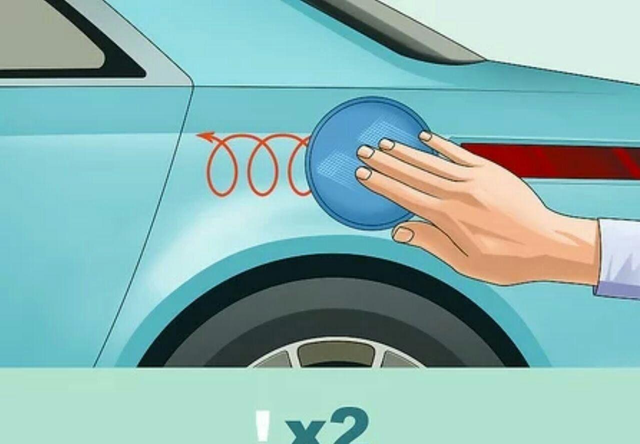 معرفی یک محصول برای حذف خراش های جزئی خودرو