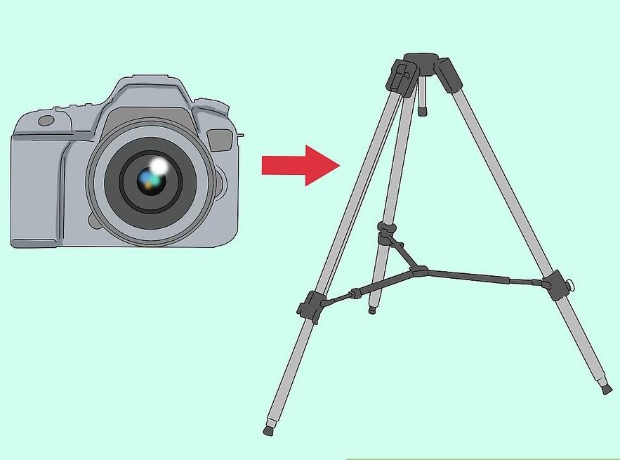 تغییر روش عکاسی خود