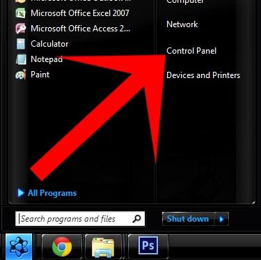 استفاده از File Sharing ویندوز