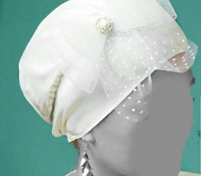 دوخت کلاه طراحی شده