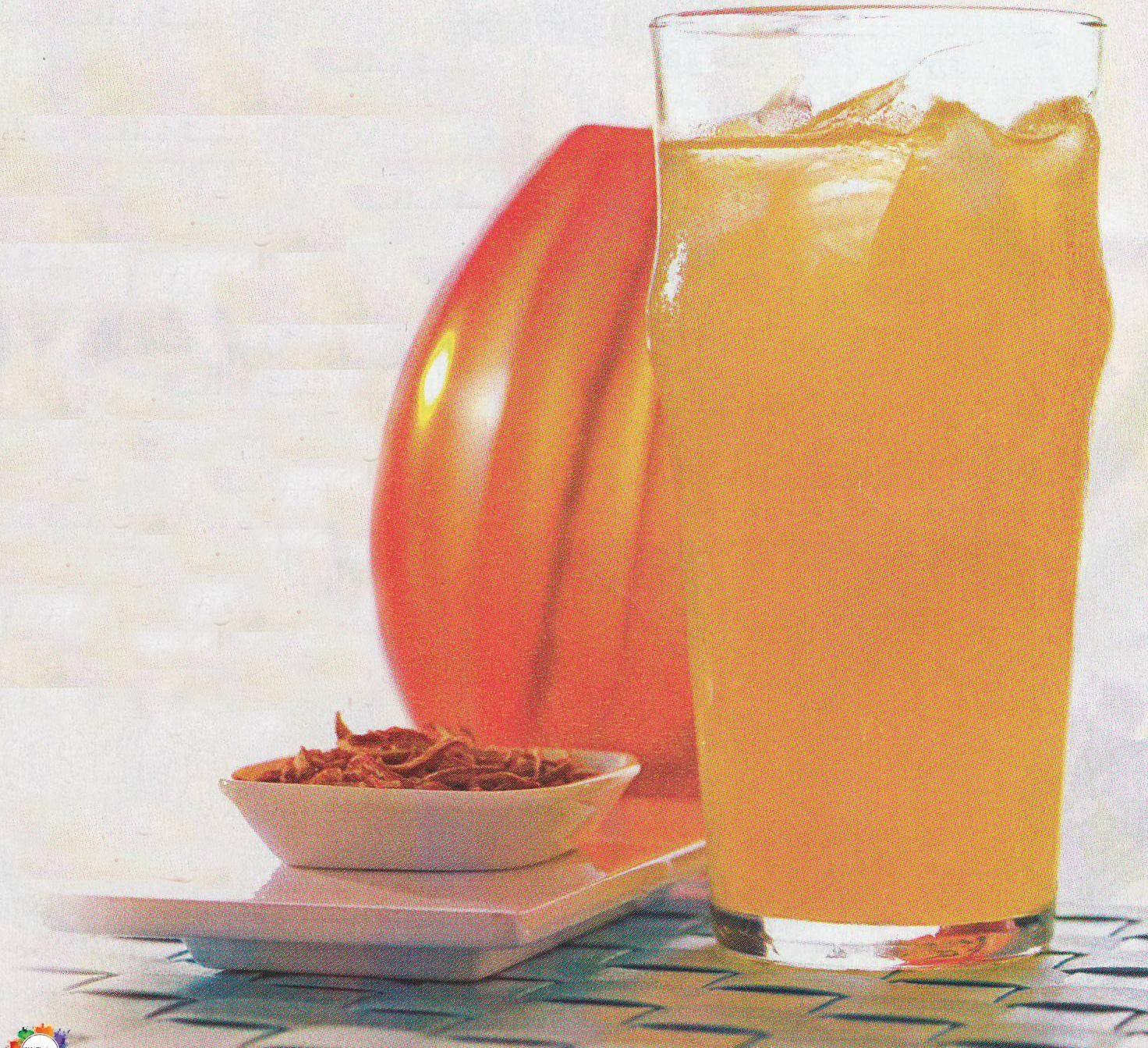 چگونه شربت بهارنارنج پرتقالی درست کنیم؟