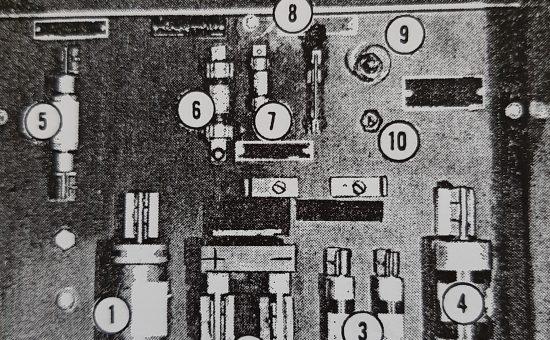 چگونه کلید های خودکار (موقعیت تابلویی) در قطار عمل می کنند؟
