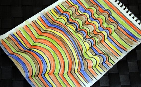 چگونه نقاشی سه بعدی بکشیم؟