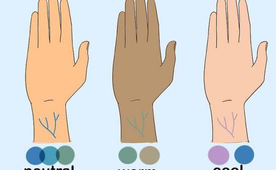 چگونه تن پوست خود را تعیین کنیم؟