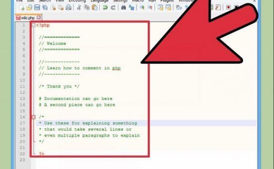 چگونه در PHP کامنت گذاری کنیم؟