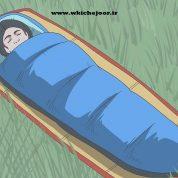 چگونه بدون چادر اردو برویم؟