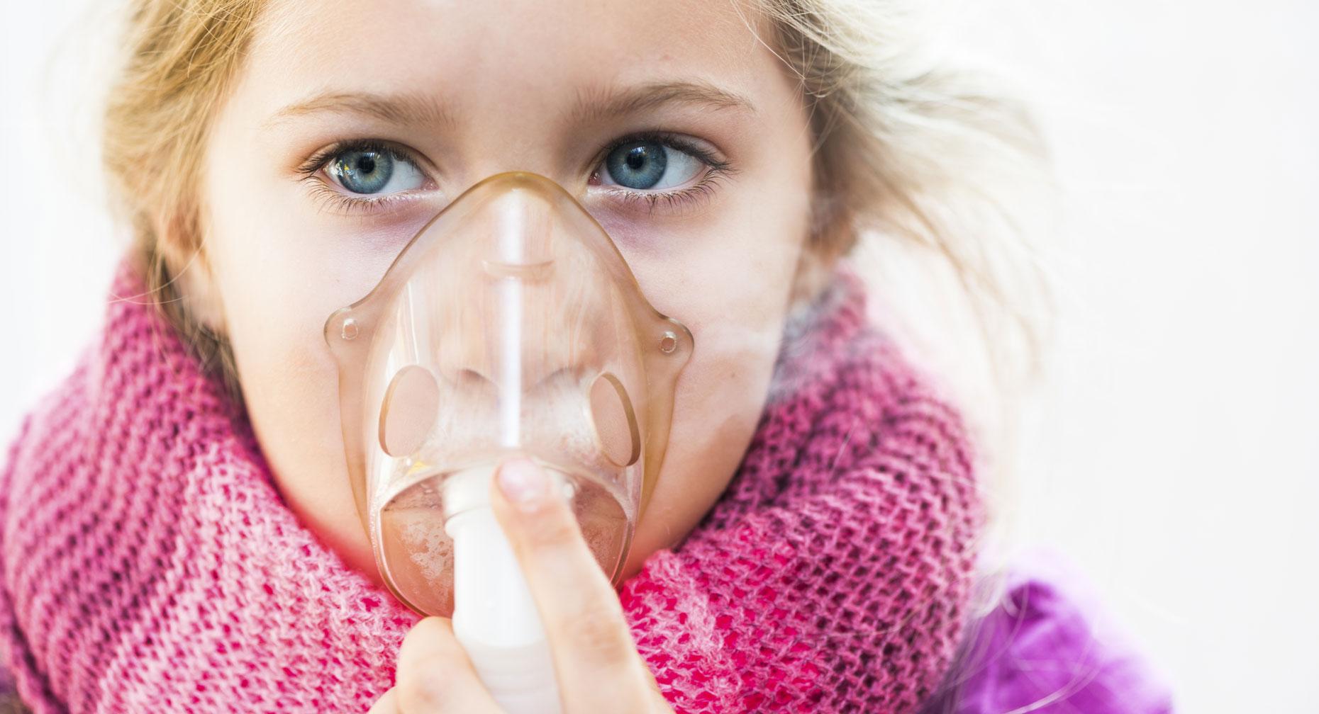 بیماری آسم و چگونگی برخورد با آن در منزل