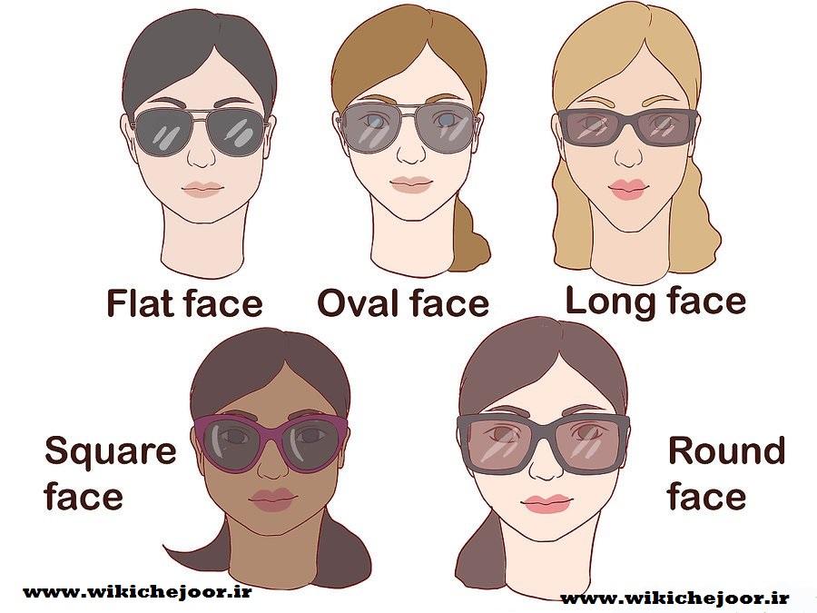 انتخاب عینک آفتابی برای محافظت از چشمان