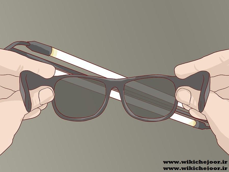 انتخاب رنگ لنز عینک آفتابی