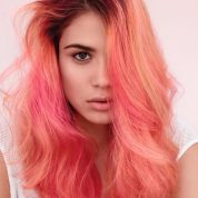 چگونه رنگ موی مرجانی بگذاریم؟
