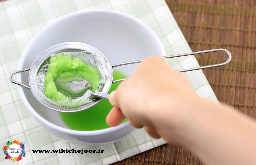 تهیه آب خیار