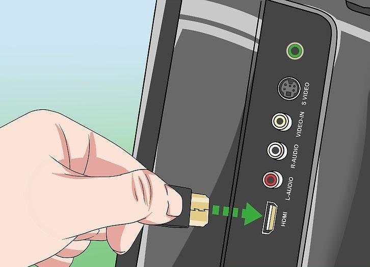 اتصال تلویزیون هوشمند به کامپیوتر