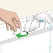 چگونه شیر آبی که چکه میکند را تعمیر کنیم؟