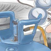 چگونه گاز کولر را در خانه شارژ کنیم؟