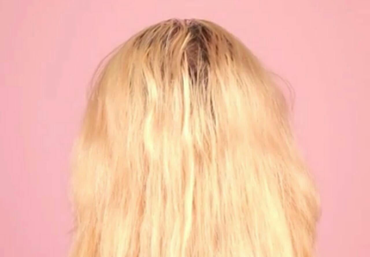 طرز ترکیب رنگ مو