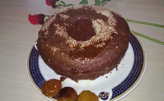 چگونه کیک انجیر کاکائویی درست کنیم؟