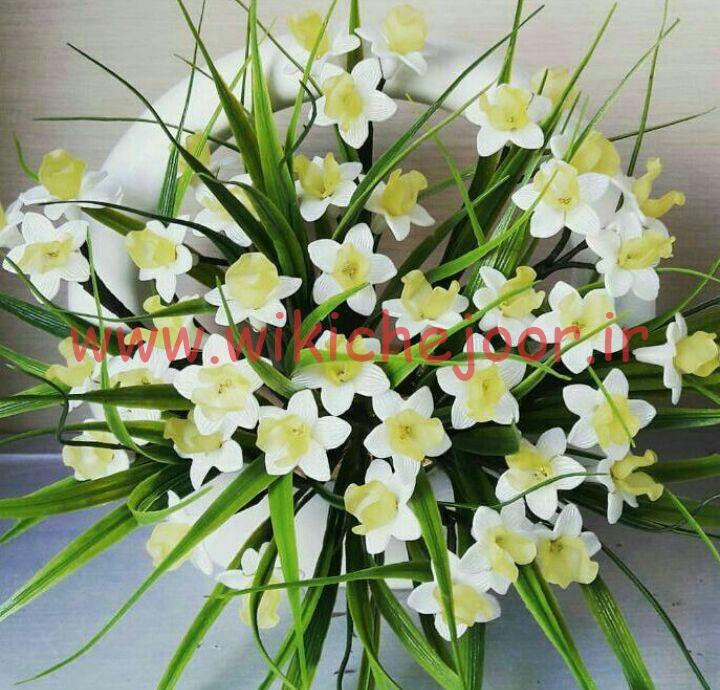 ایده های زیبا از گل نرگس زیبا