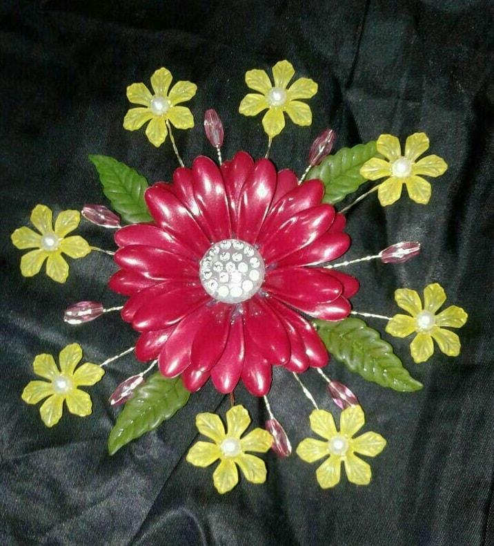 ایده های زیبا از گل های مارگریت کریستالی زیبا