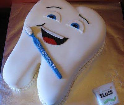چگونه کیک دندونی بپزیم؟