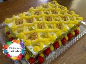 چگونه کیک مرغ درست کنیم