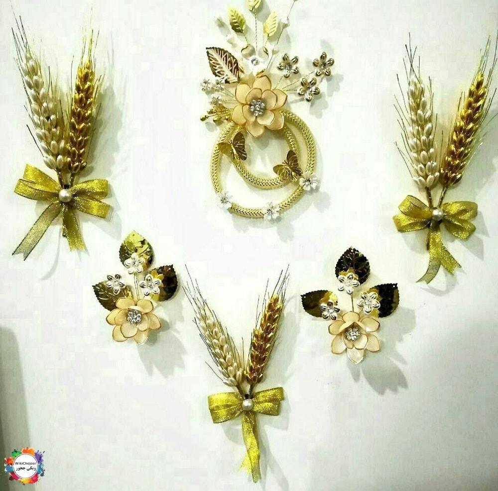 نمونه های زیبا از گندم های کریستالی