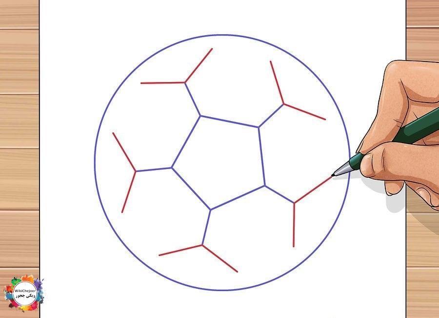 توپ فوتبال سنتی