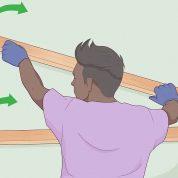 چگونه قفسه های خم شده را درست کنیم