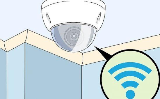 تماشای دوربین های امنیتی از طریق اینترنت