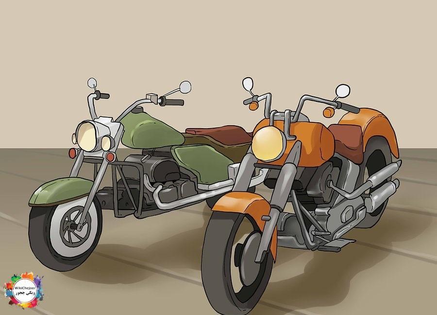 موتور سواری با هارلی دیویدسون