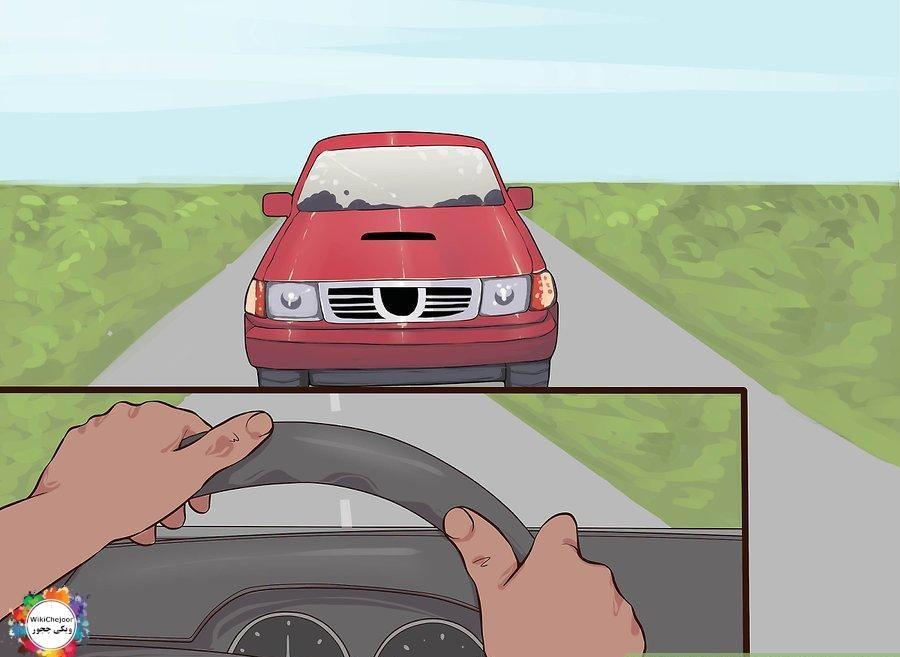 چگونه به تنهایی مسافت های طولانی رانندگی کنید؟