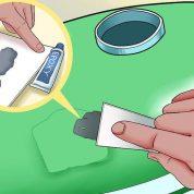 چگونه سوراخ یک مخزن گاز(بنزین) پلاستیکی را ببندیم؟
