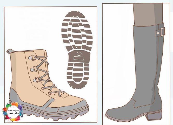 چگونه در طول زمستان خود را گرم و شیک نگه داریم؟