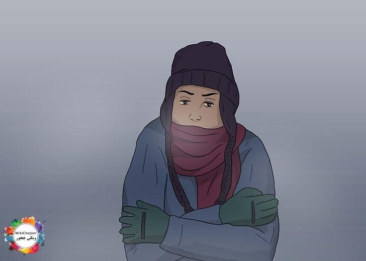 چگونه در روز های سرد زمستانی خود را گرم نگه داریم؟