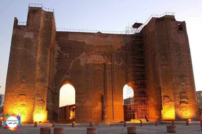 آثار باستانی تبریز