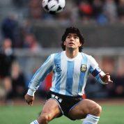 چگونه در فوتبال مانند مارادونا باشیم؟
