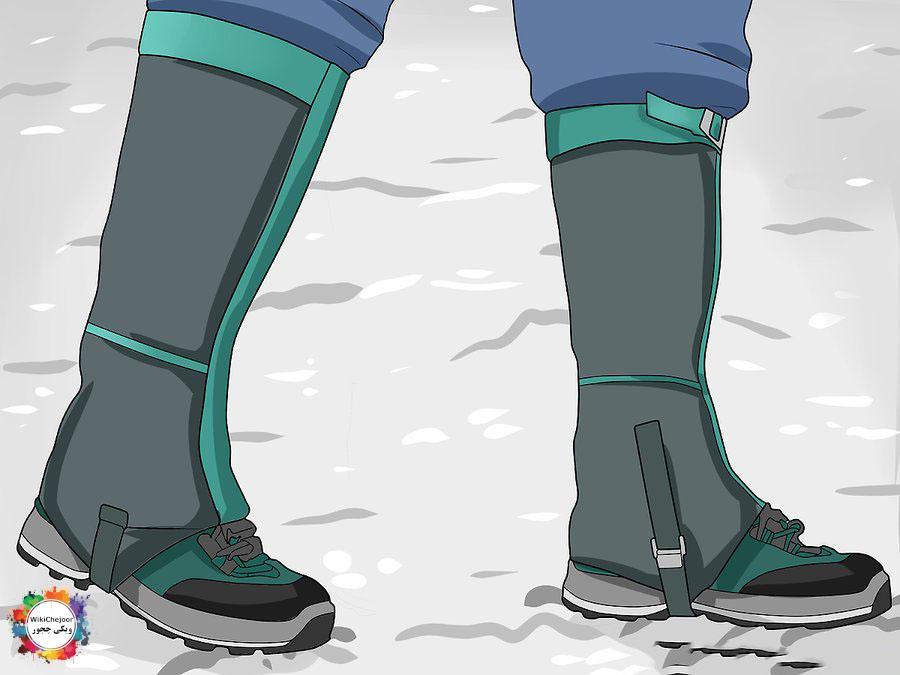 چگونه برای پیاده روی در زمستان آماده شویم؟