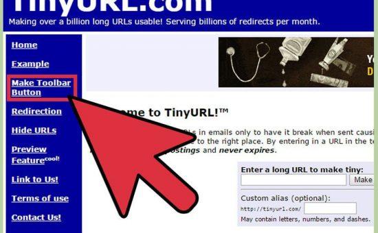 چگونه لینکهای نشانی اینترنتی(URL) کوچک ایجاد کنیم؟