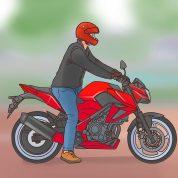 آموزش موتورسواری | چگونه موتورسواری کنیم؟