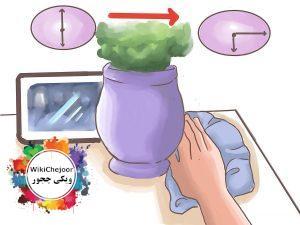 آموزش تمیز کردن اتاق خواب