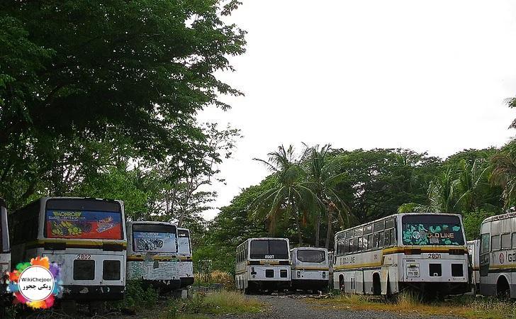 چگونه یک اتوبوس کار کرده پیدا کنیم