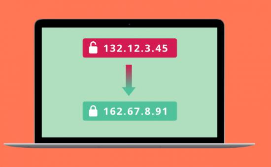 چگونه  آدرس آی پی (IP Address) را تغییر دهیم ؟