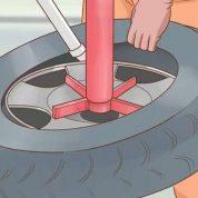 چگونه لاستیک را از رینگ جدا کنیم ؟